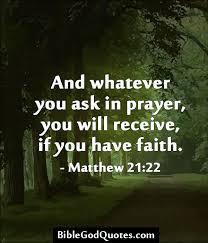 ask god
