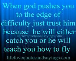 GOD AND TRIALS