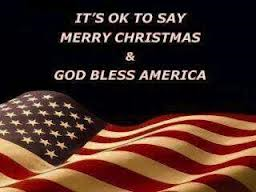 merrychristmas and god bless america