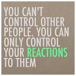 control myslef