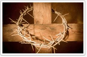 easter jesus crown