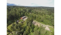 Luxury Farm For Sale On Trophy Lane, Pacific Northwest, Kingston, WA