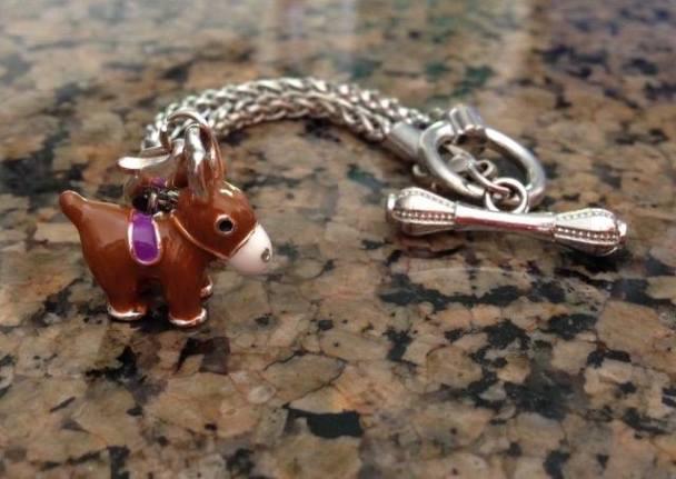 donkey bracelet