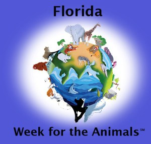 Florida Week for the Animals Logo