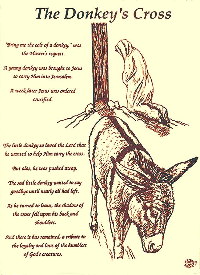 the-donkeys-cross-mary-singer