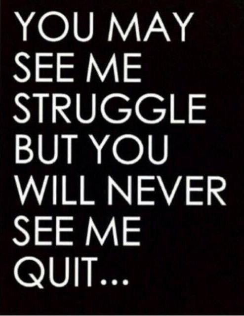 quit-never